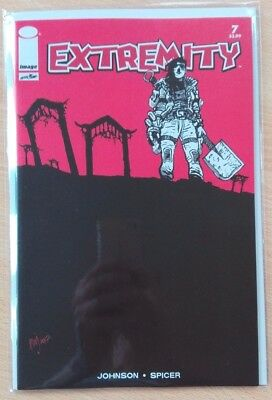 Extremity #7B - Walking Dead Tribute Variant