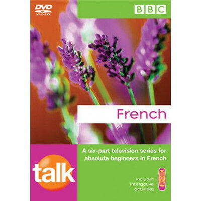 BBC active, talk french. beginners 2xCds and book. New Edition.