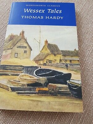 Wessex Tales by Thomas Hardy  Paperback Book