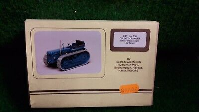 Britain Scale Down Models Fordson Raupe 1955 OVP