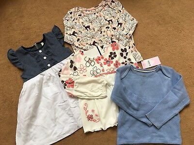 Little Baby Girls Clothing Bundle. Size 18-24 Months. 4 Items