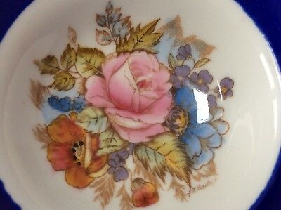 Aynsley Signed J A Bailey Cup & Saucer