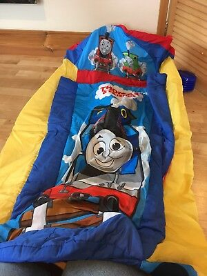 My first ready bed thomas the tank engine