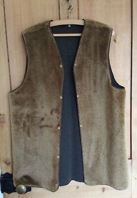 """Barbour Liner Gilet for Wax Jacket A297 Max Chest 44"""" See Details For Size Vgc"""