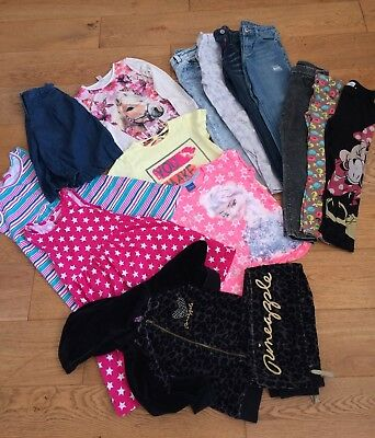 Girls clothes bundle 6-7 years from Next, Pineapple, Young Dimensions, George
