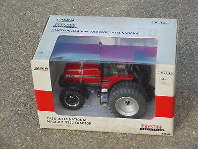 Ertl Tomy 1/32 Case Ih International 7250 Fwa Prestige Tractor