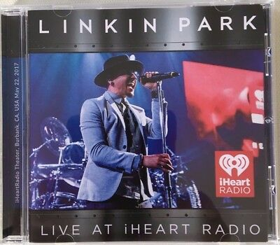 "LINKIN PARK : ""At Heart Radio 2017"" (RARE CD)"