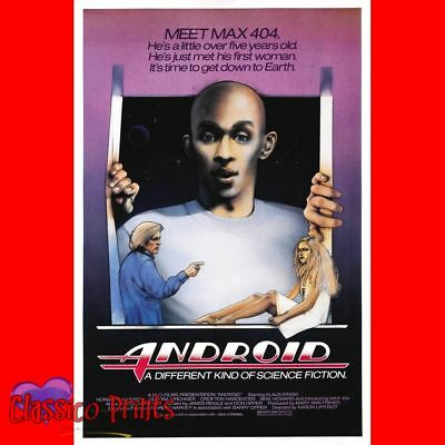 """Android  Poster - 36""""x24""""  (MP0132)"""