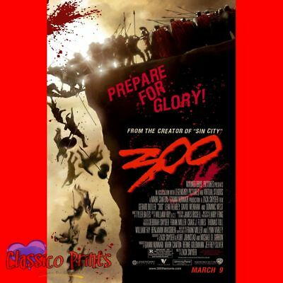"""300 Poster - 36""""x24""""  (MP0020)"""