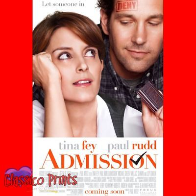 """Admission  Poster - 36""""x24""""  (MP4406)"""