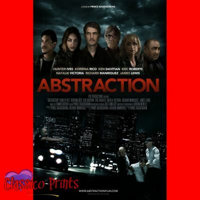 """Abstraction  Poster - 36""""x24""""  (MP4405)"""