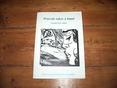 Worrals Takes A Hand Captain W E Johns Not Biggles New Paperback