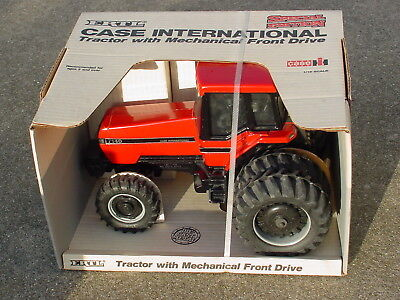 Ertl 1/16 Ih International Farmall 7140 Se Magnum Tractor