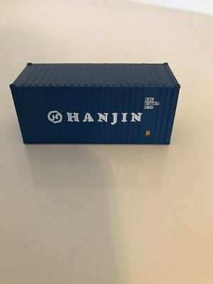 Walthers Container 20ft Hanjin 1:87