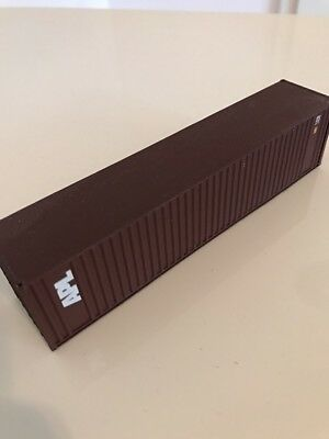 Walthers Container 40ft APL 1:87