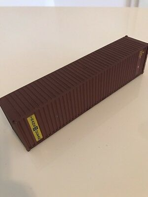 Athearn  Container 40ft Trans Ocean 1:87 (Top Rarität)