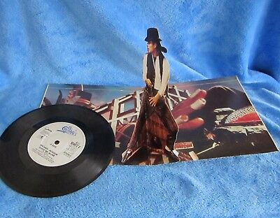 """Michael Jackson Limited Edition Leave Me Alone 7"""" Single w/ Pop-up Sleeve 1989"""