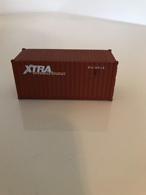 Walthers Container 20ft XTRA 1:87