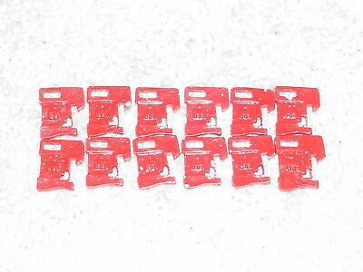 Ertl 1/16 Ih International Farmall Tractor 12 Piece Front Suitcase Weights