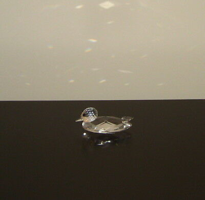 "Swarovski Crystal Figurine ""LARGE DUCK"" 7653 075 000"