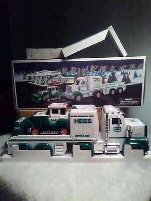 2013 Hess Toy Truck And Tractor New!