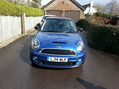 MINI COOPER SD 2.0 CHILL PACK, loads of extras and TLC until March 2019  - 34k