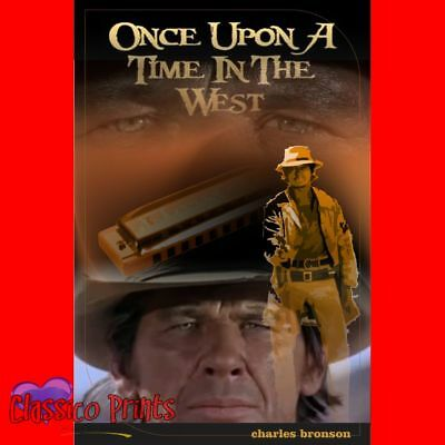 """Once Upon A Time In The West  Poster - 36""""x24""""  (MP5658)"""