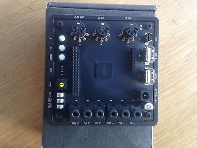 Teenage Engineering OPLab with aluminium case - connect Op-1 to modular synth