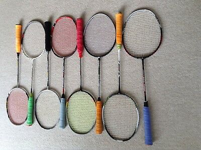 Apacs Nano power 8000 racket