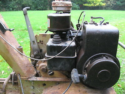 briggs & stratton engine 5 hp suit wolseley merry tiller rotovator