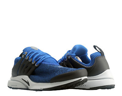 new style f73de d7885 Nike Air Presto Essential Royal Black-White Men s Running Shoes 848187-403