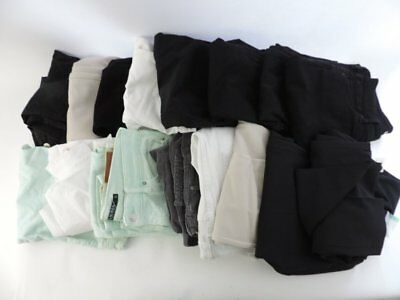 Job Lot x 16 Women's Clothing Trousers Shirts Gardeur/Levi's/Brand DAMAGED £1880