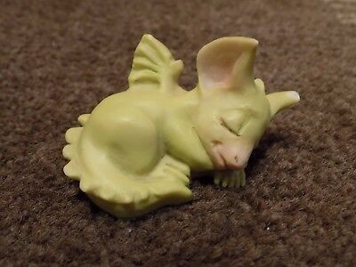 Naptime (chip in left ear) Pocket Dragon by Real Musgrave