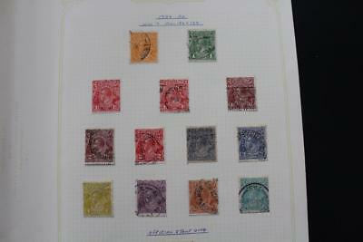 AUSTRALIA Useful Collection of Identifed KGV Heads 75+ stamps inc 1926-30 set