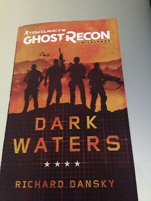 Tom Clancy's Ghost Recon Wildlands: Dark Waters by Richard Dansky (Paperback...