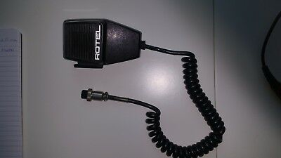 Rotel Microphone for Ham Radio (4 pin din)