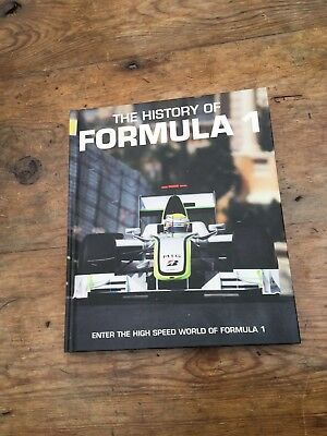 The History of Formula 1 Book