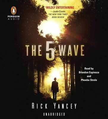 The 5th Wave by Rick Yancey 9781611763997 (CD-Audio, 2014)