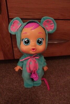 Baby Wow Cry Babies Lala Toy Doll