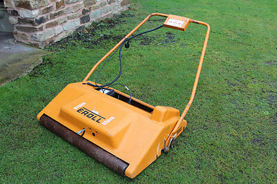 (௭) Sisis Eroll Electric Sports Ground Roller