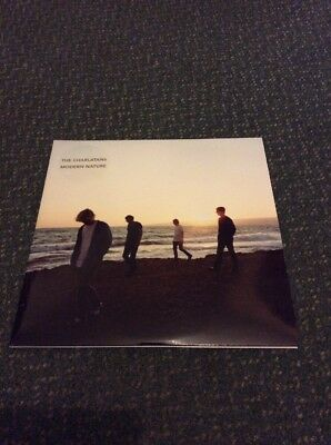 Modern Nature By The Charlatans Limited Edition Deluxe Coloured Vinyl