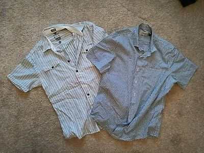 firetrap and topman shirts large