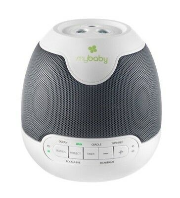 myBaby Homedics SoundSpa Lullaby Sounds & Projection