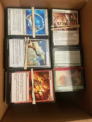 3000 magic the gathering commons and uncommons