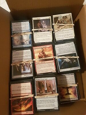 2500 magic the gathering commons and uncommons