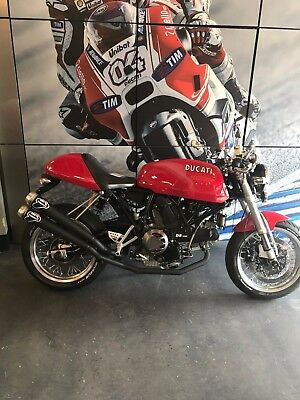 2006 Ducati Sport Touring  2006 Ducati Sport 1000 in mint condition and very low miles