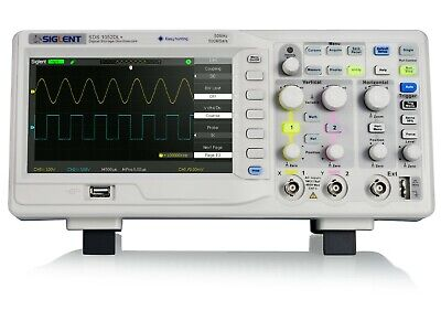 Siglent Digital Oscilloscope Model SDS1052DL+, 50MHZ, 2 CHANNEL
