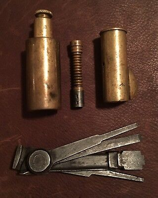 ZULU WAR Original British Army Martini Henry Cleaning & Maintenance Kit