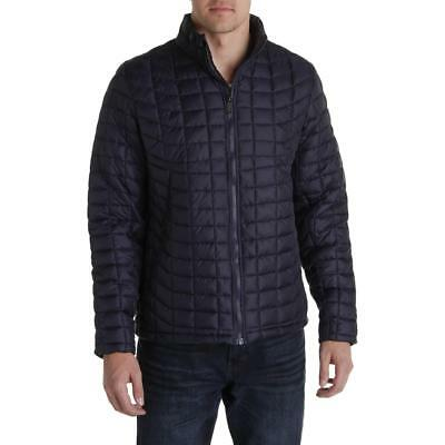Ben Sherman 8961 Mens Quilted Signature Jacket Coat Outerwear BHFO