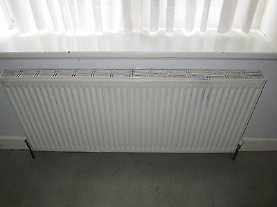 Hydronic Heating Panel Hydro Water Radiator 1403.35mm Wide